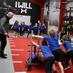 Great to have young students coming into @AFChesterUK from @DelamereAcademy to understand movement&fitness. We want to help get young people active, into health and produce the next generation of sportspeople. Proud to champion @ActiveCheshire vision