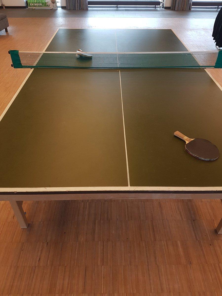 Houten Ping Pong Tafel.Jan Veldman Auf Twitter Wil Jij Je Kantoor Sportief