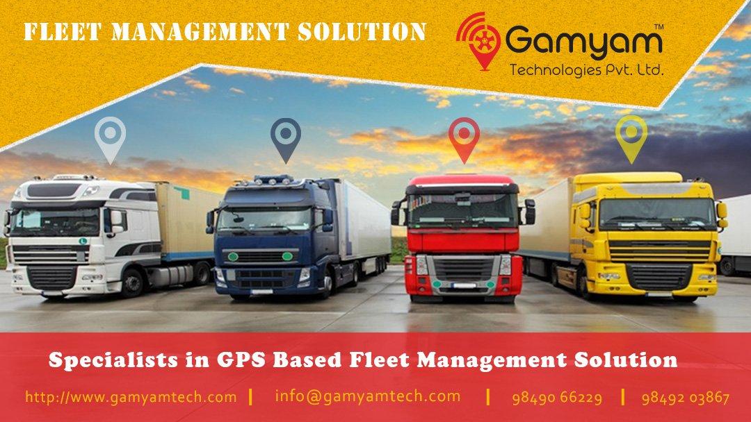 Gamyam Technologies Promotional Banner