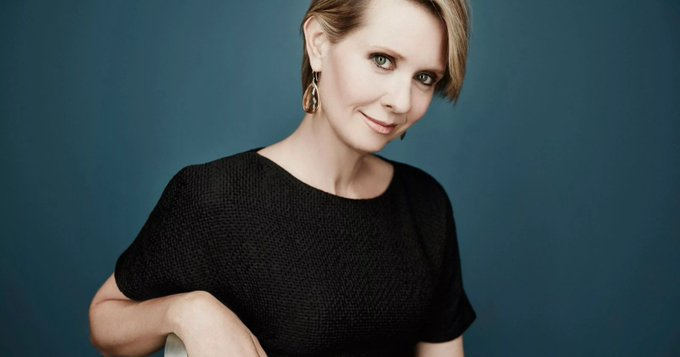 Happy Birthday to Cynthia Nixon   About: