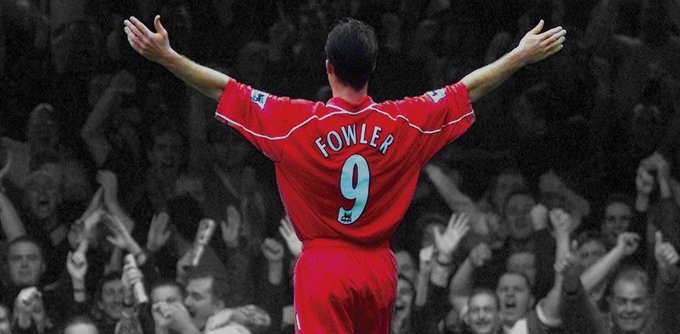 Happy Birthday Robbie Fowler  379 PL Appearances  163 Goals  39 Assists