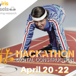 Image for the Tweet beginning: The 1st Belgian #Hackathon dedicated