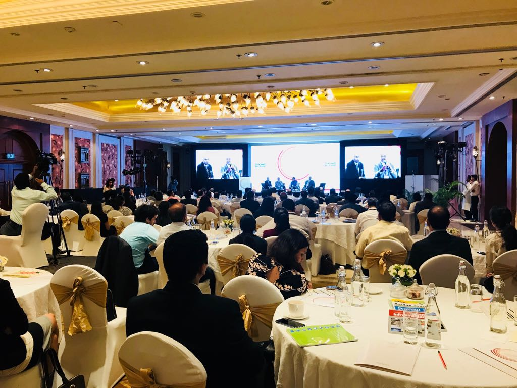 @telenet_mag is attending @indiainfraforum (India Infrastructure Forum's) first annual meeting at ITC Maurya, New Delhi. Read the developments at http://indiainfraforum.org   #indiainfrastructure #indiainfraforum