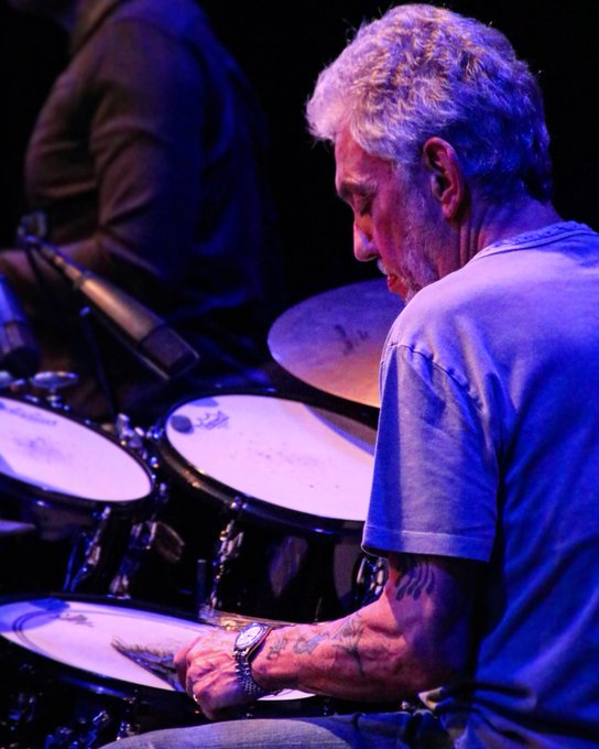 April 9th. Happy Birthday to Mr. STEVE GADD!!