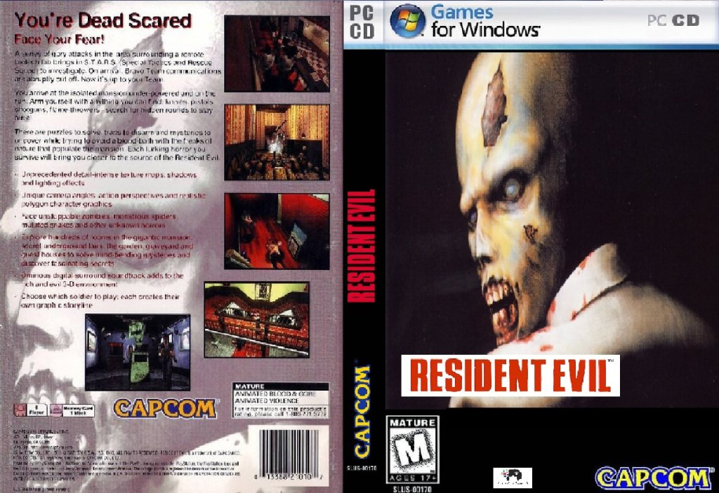 Resident evil iso