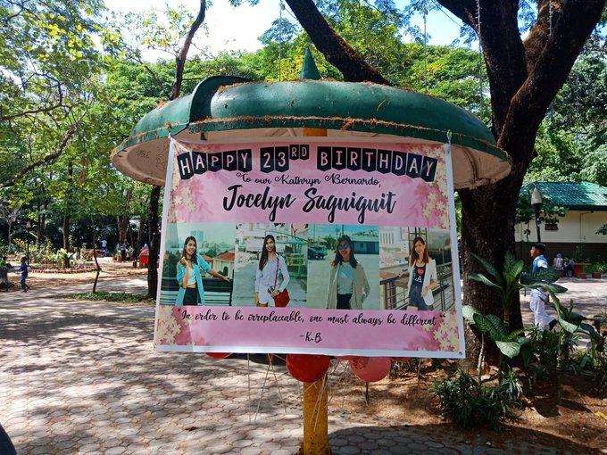 advance happy birthday kathryn bernardo ng josic at jocelycious fam