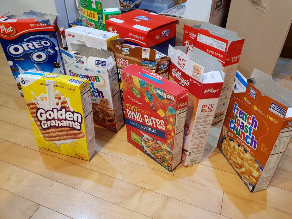 """The Boyz Update Auf Twitter Jacob I Didn T Meant Picked Up This All Cereal Ŏㅎ I Somehow Ended Up Having All This Cereal ̽¥ìº Jacob Theboyz ˍ""""보이즈 Https T Co Iqlmpmyctd"""