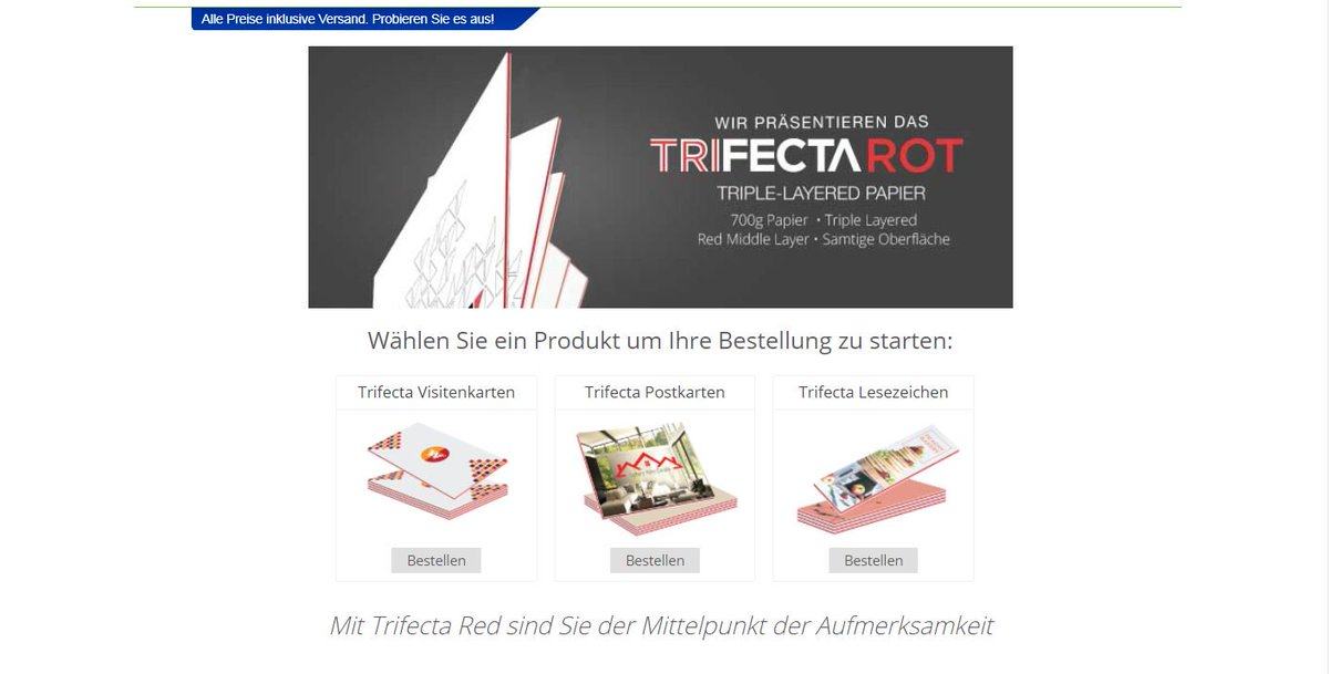 Gotprint Deutschland Gotprintde تويتر