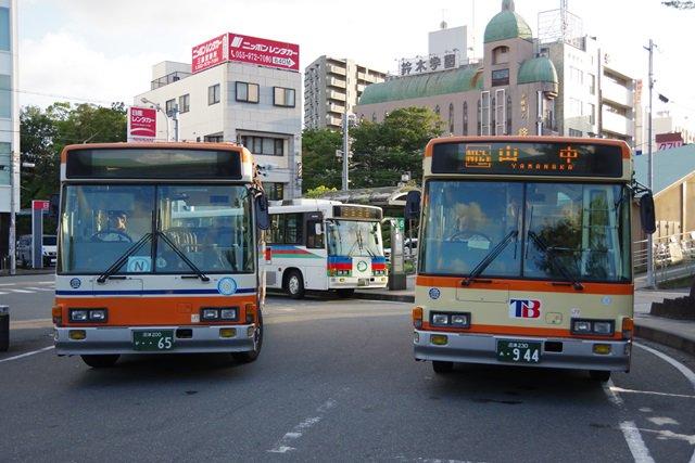 バスというかこの形が好きだから正直この形以外はそこまでと言って興味が無いのである
