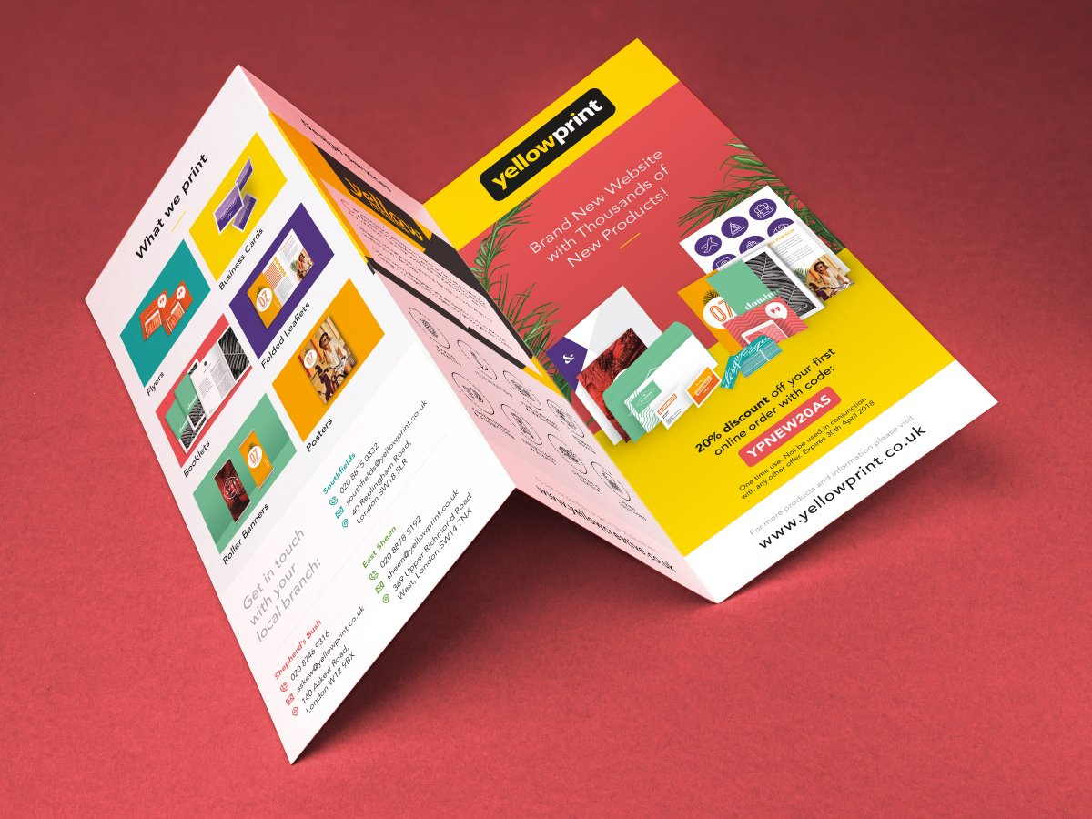 Yellow print yellowprintuk twitter step of the printing process from design to paper stock choice now with a 20 discount when using our online store httpyellowprint reheart Images