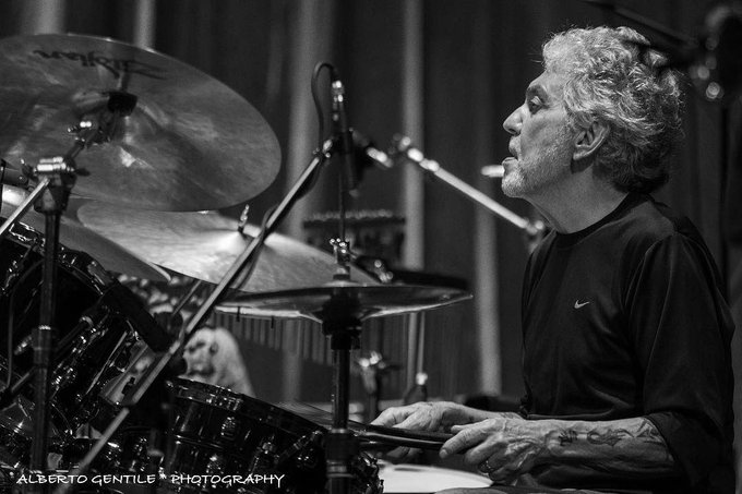Happy birthday!! Steve Gadd!! In Japan with love.
