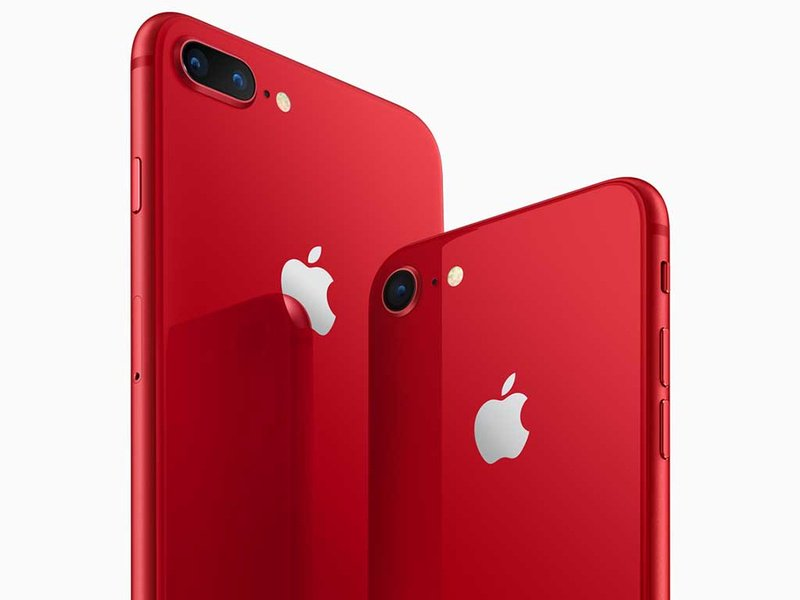 赤いiPhone 8/8 Plus登場。(PRODUCT)RED Special Edition https://t.co/43YDCjAIx8