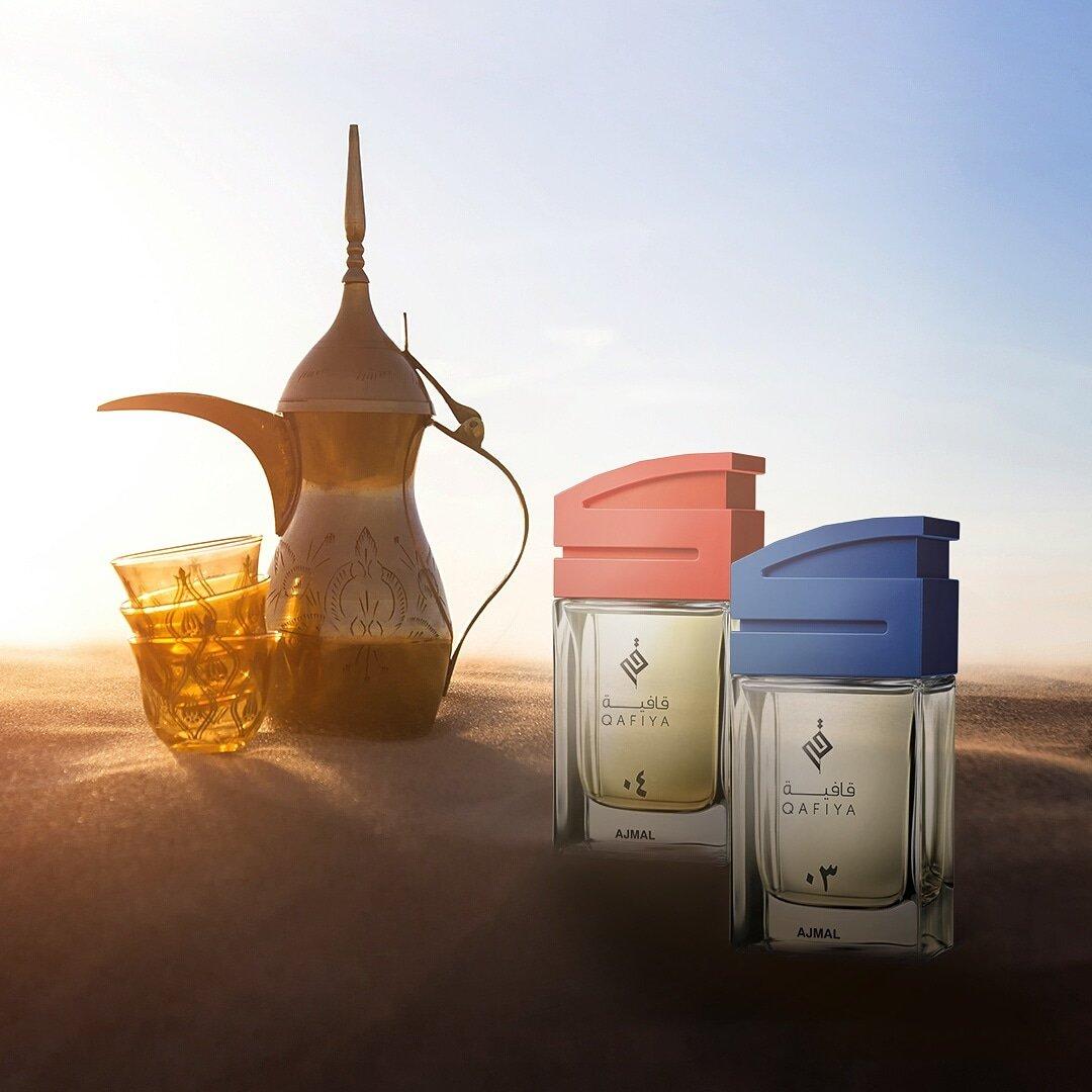 مغامرة شيّقة بإنتظاركم برفقة قافية في الكويت لنكتشف سوياً ثقافتها! هل تريدون الإنضمام إلينا؟  A cultural journey with Kuwait's new favorite fragrances is waiting for you. Care to join us?  #Qafiyaarabia#DiscoveringQafiya#QafiyaInKuwait https://t.co/09S47ELTnt