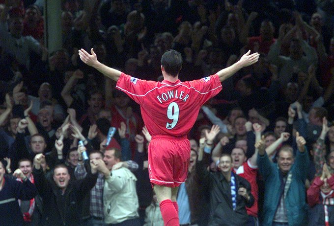 Happy 43rd Birthday Robbie Fowler  379 PL Appearances  163 Goals  39 Assists