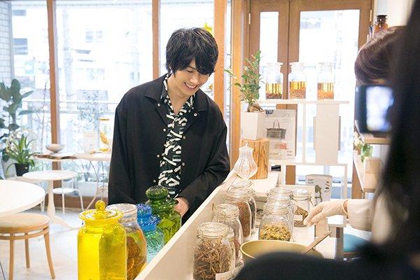 【第6回は4/27放送】太田さんのDAY OFFでまず訪れたのはこちら!色々な瓶が並んでいますが、こ