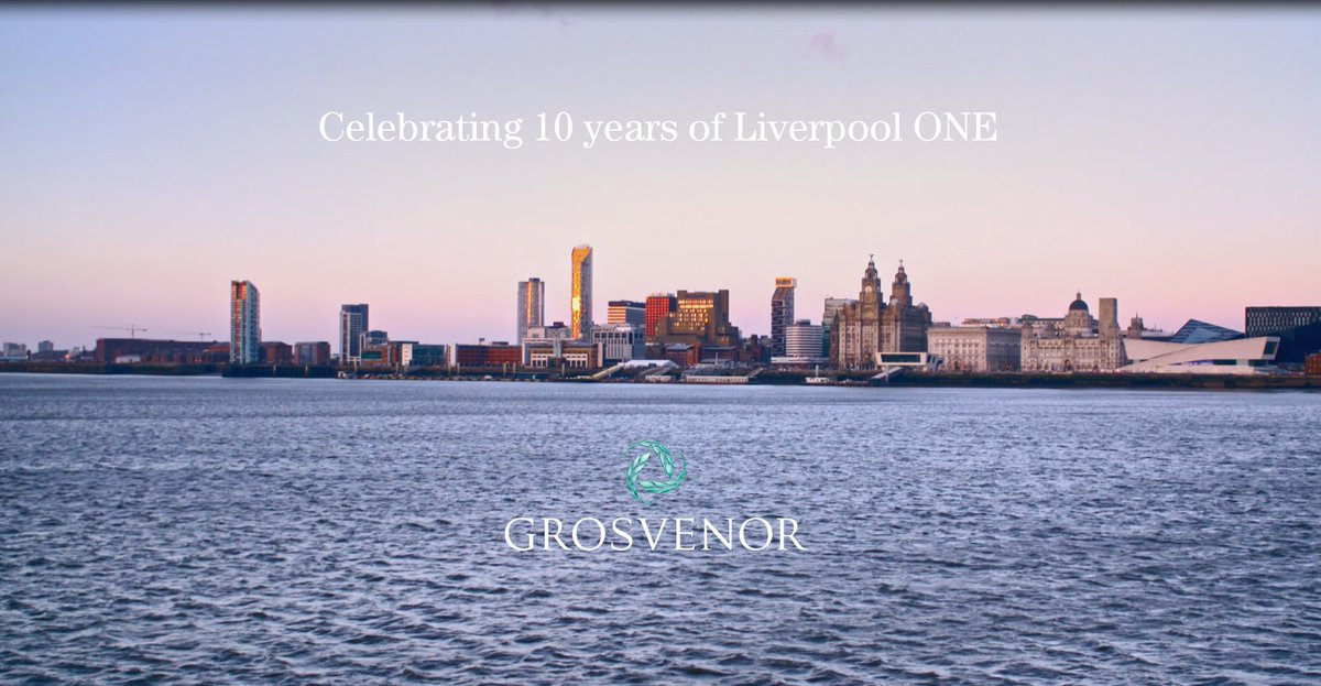 Celebrating ten years of @Liverpool_ONE: a film which reflects how one place acted as a catalyst for change in the city of Liverpool #LiverpoolONEisTEN #livingcities  https:// bit.ly/2HkDhKt  &nbsp;  <br>http://pic.twitter.com/aAG5E1u437
