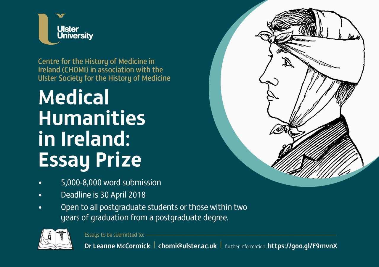 surgery essay prize
