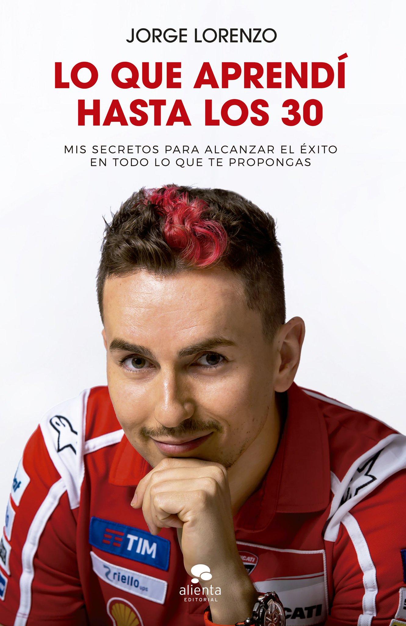 Jorge Lorenzo libro