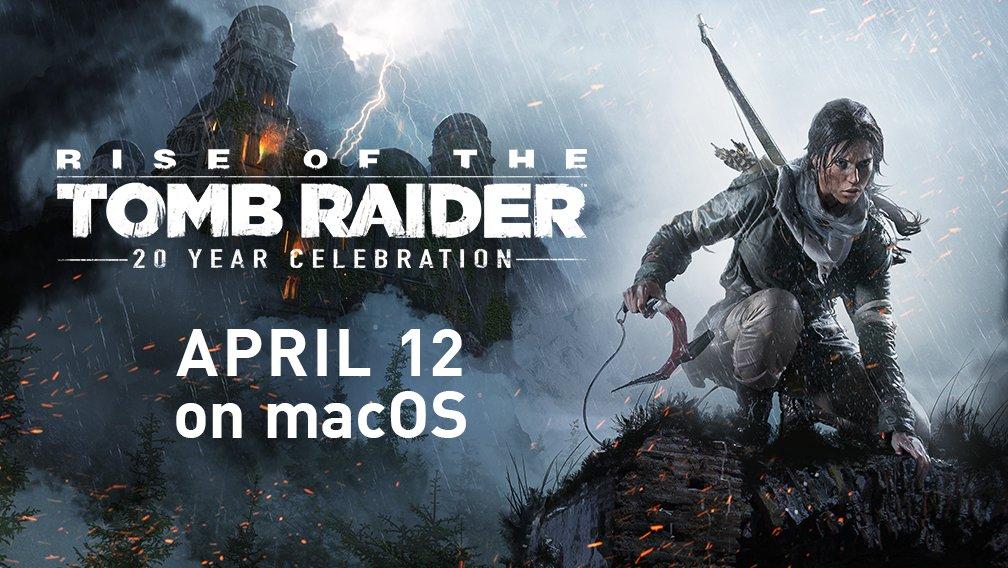 Tomb Raider 9 For Mac