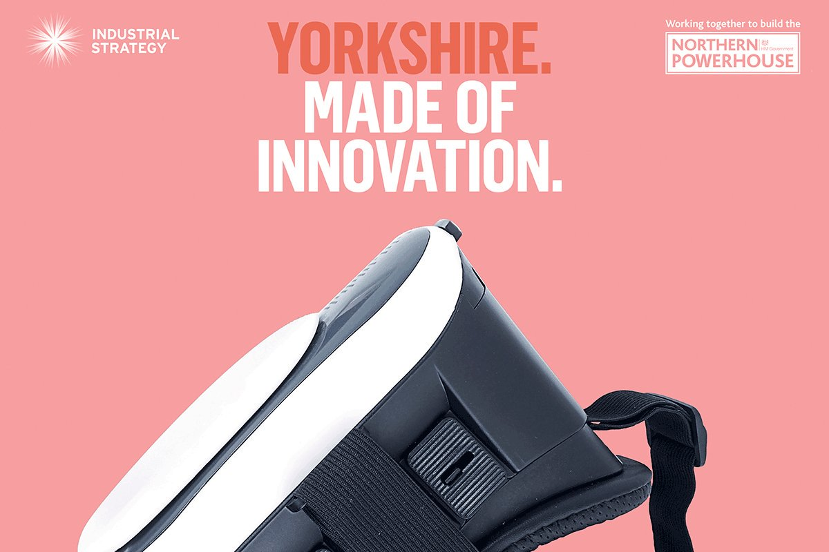 Innovation is at the heart of #LeedsCityRegion and the heart of the North. We're celebrating the #InnovativeNorth this Innovation Week with @NPHinfo.  Tell us you innovation story and join the conversation.<br>http://pic.twitter.com/MM7xM2XtkG