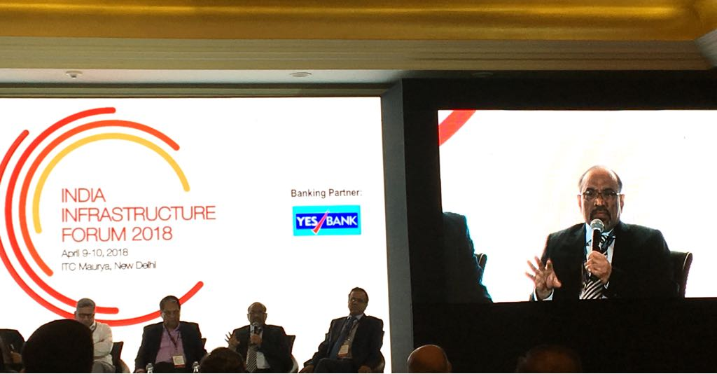 Appropriate resolution depends upon the quality of assets. ARC can offer you flexibility which a bank cannot: Siby Antony, CMD, Edelweiss Asset Reconstruction Company presents his opinion at the @indiainfraforum @YESBANK @india_infra @Indianinfra_mag #indiainfraforum