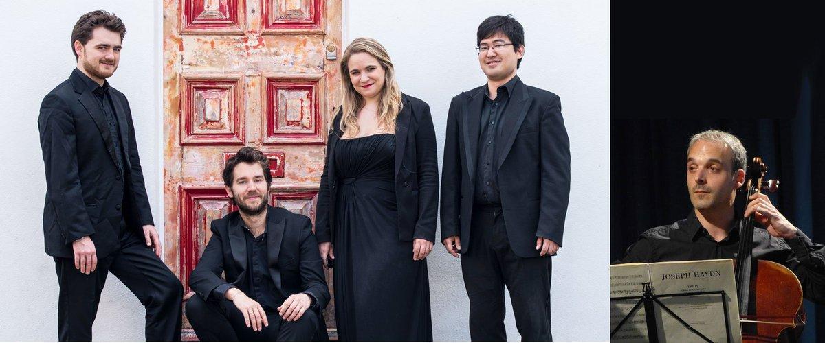 Piatti Quartet On Twitter A Bright And Early Schubert