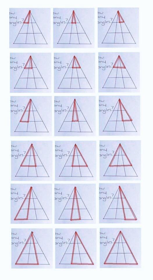Solución a los triángulos
