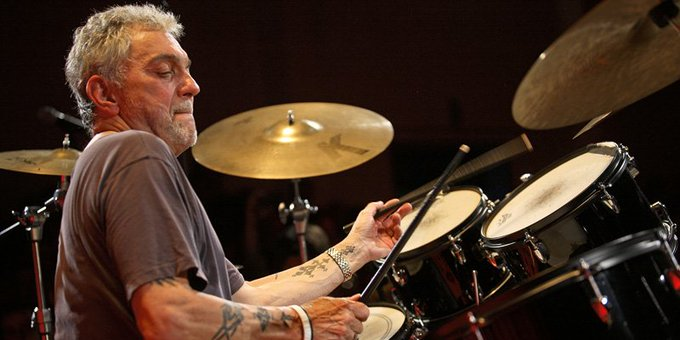 Happy Birthday Steve Gadd who is 73 today - Have a wonderful day