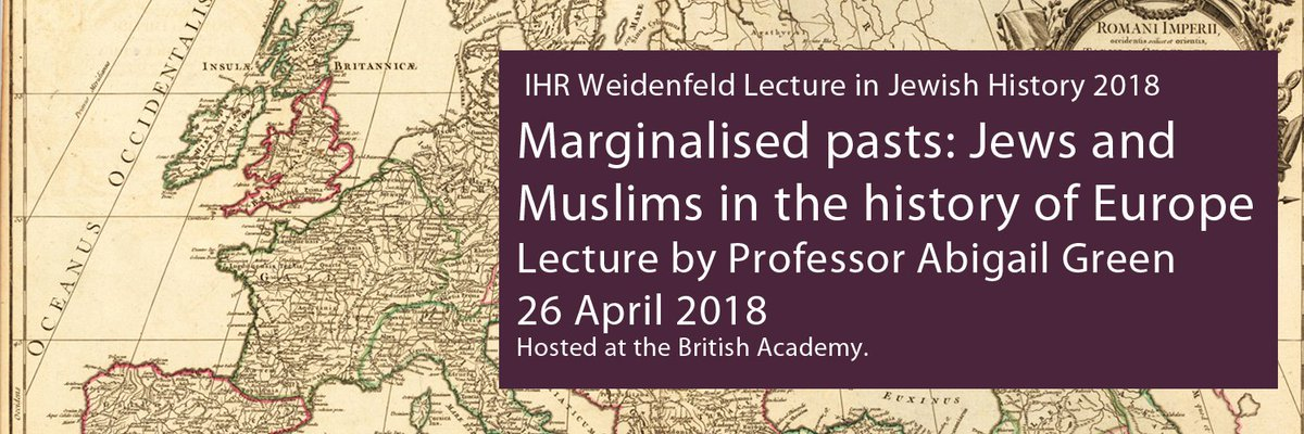 Institute of historical research ihrhistory twitter join us for an evening of discussion and conversation around this question with a lecture by prof abigail green uniofoxford fandeluxe Image collections