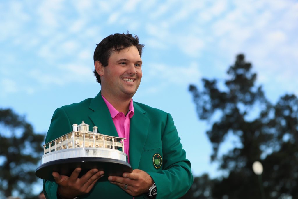 This is a dream come true. I can't thank everyone enough. Family, friends, and fans- I couldn't have done it without you all. This is what TEAM REED IS ABOUT! @TheMasters #TheMasters #MastersChamp