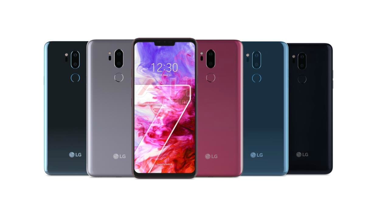 LG G7 ThinQ Launch on May 2