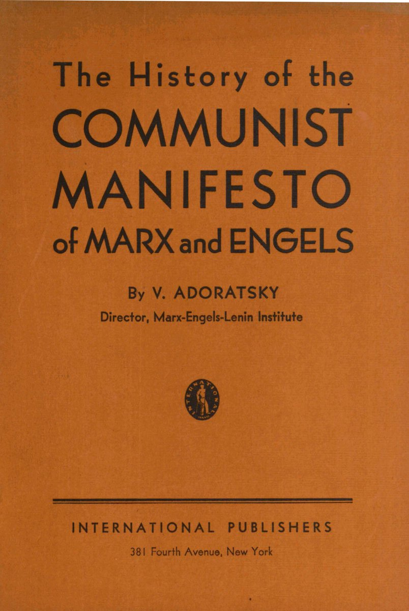 an analysis of the views of marx and engels on the communist theory The communist manifesto (1848) -- the best known of marx and engels' works and one of the most eloquent calls to action ever published the communist manifesto lays out marxism's basic economic theories, shows the basic struggle between classes, and recommends action against the 'specter' of capitalism.