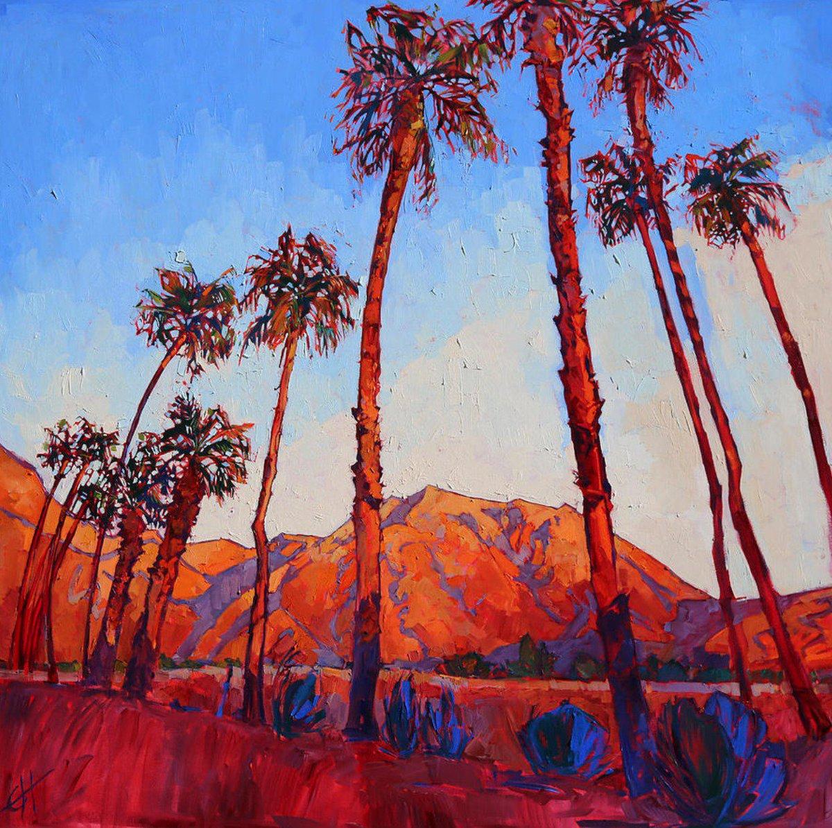Fine Art America On Twitter Check Out Erinhansonart Stunning Desert Oil Paintings On Fineartamerica  F0 9f 8c B4 Perfect For Festivalseason
