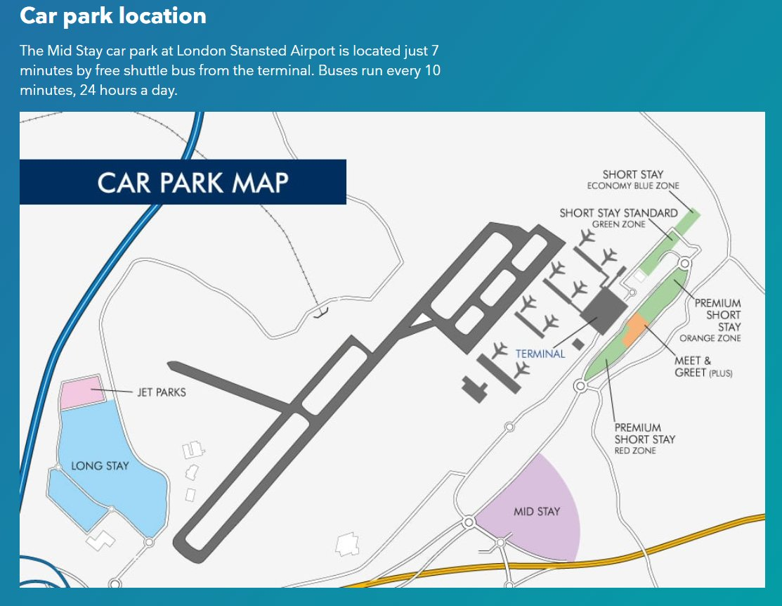 Long Stay Car Park Stansted >> London Stansted Airport On Twitter Hi Nikola Please See
