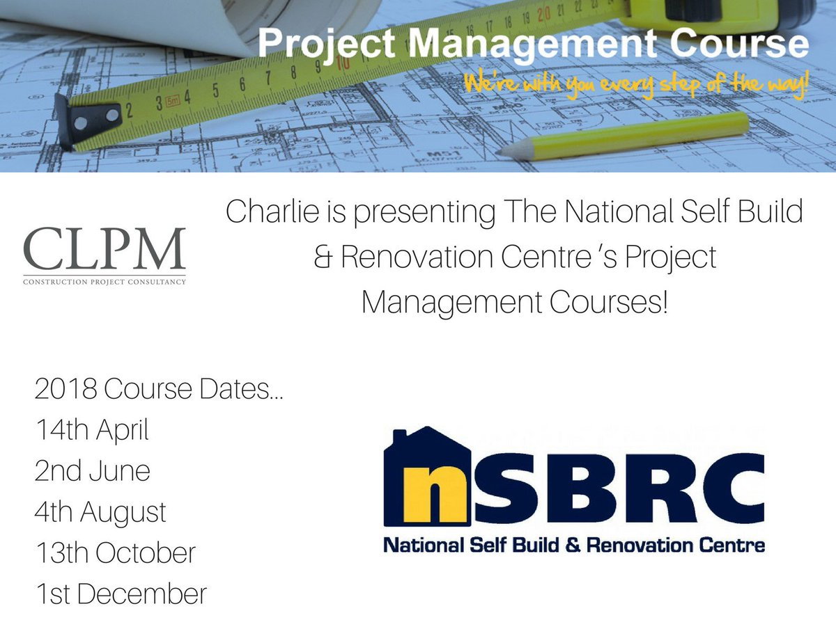 Clpm On Twitter Charlie Is Presenting Nsbrcs Project Management