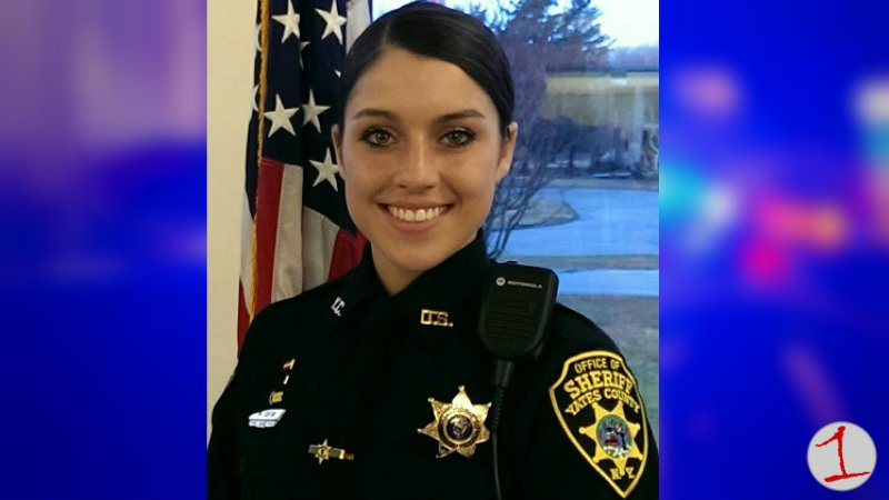 Penn Yan grad becomes newest deputy with Yates County Sheriff's Office