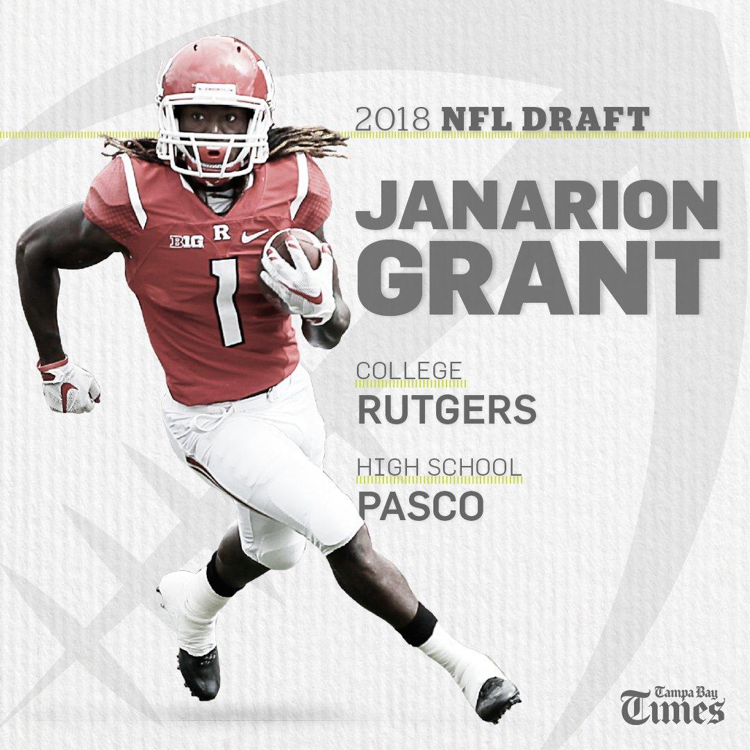 Janarion Grant NFL Jersey