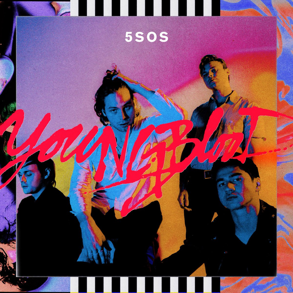 Our third album 'YOUNGBLOOD'. June 22nd. Pre order from this Thursday.