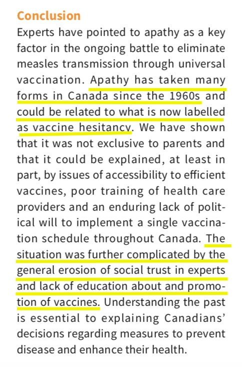 Vaccination Apathy Fueled By Decades Of >> Timothy Caulfield On Twitter Key Analysis Vaccination Apathy