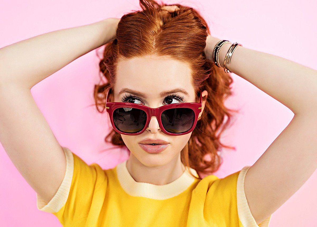 3ea9b3194f149 Riverdale s Madelaine Petsch has teamed up with Privé Revaux to launch her  very own Sunglasses line - Privé Revaux X Madelaine collection!pic.twitter.com   ...