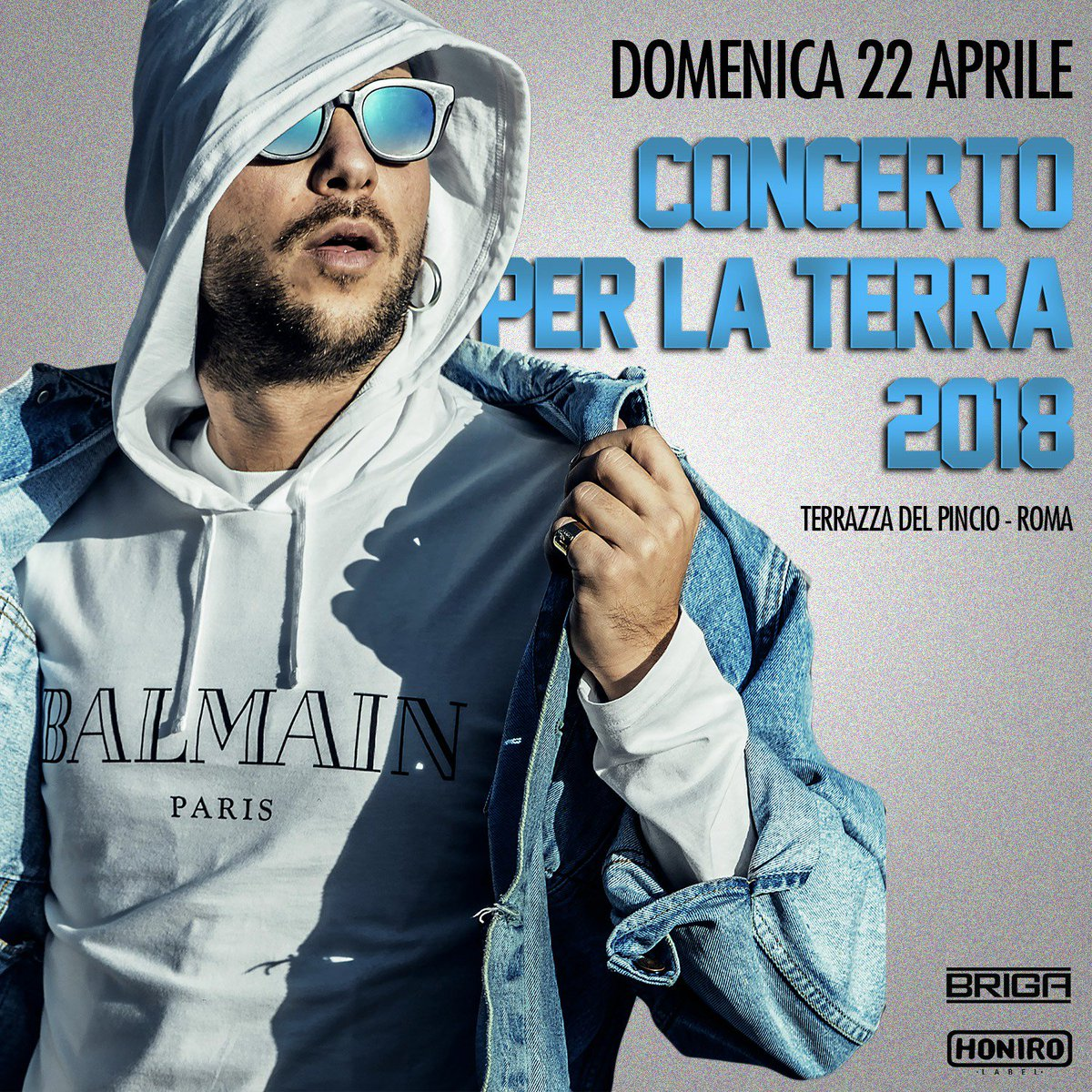 Honiro Label On Twitter Domenica 22 Aprile Roma Prepara