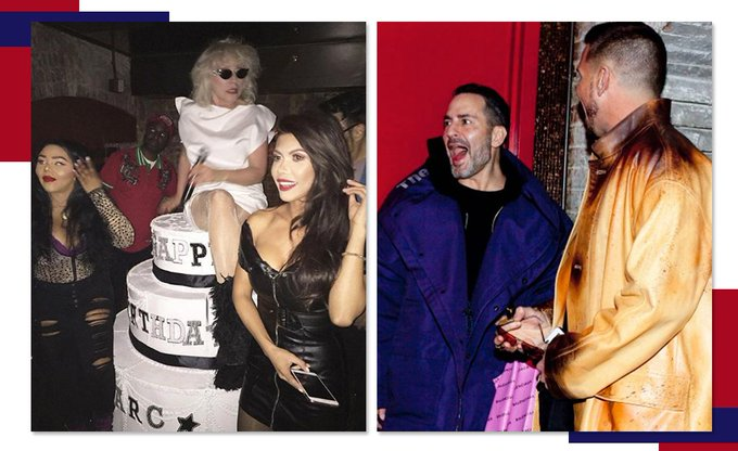 Debbie Harry canta Happy Birthday em festa surpresa para Marc Jacobs
