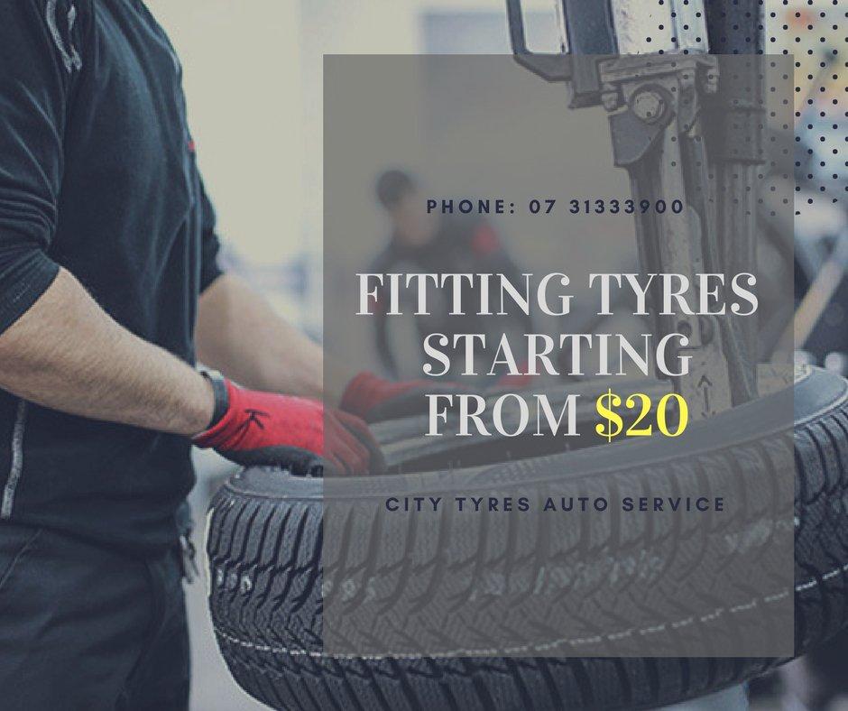 City Tyres Auto Service on Twitter: \