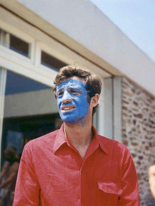 Happy 85th birthday, Jean-Paul Belmondo!