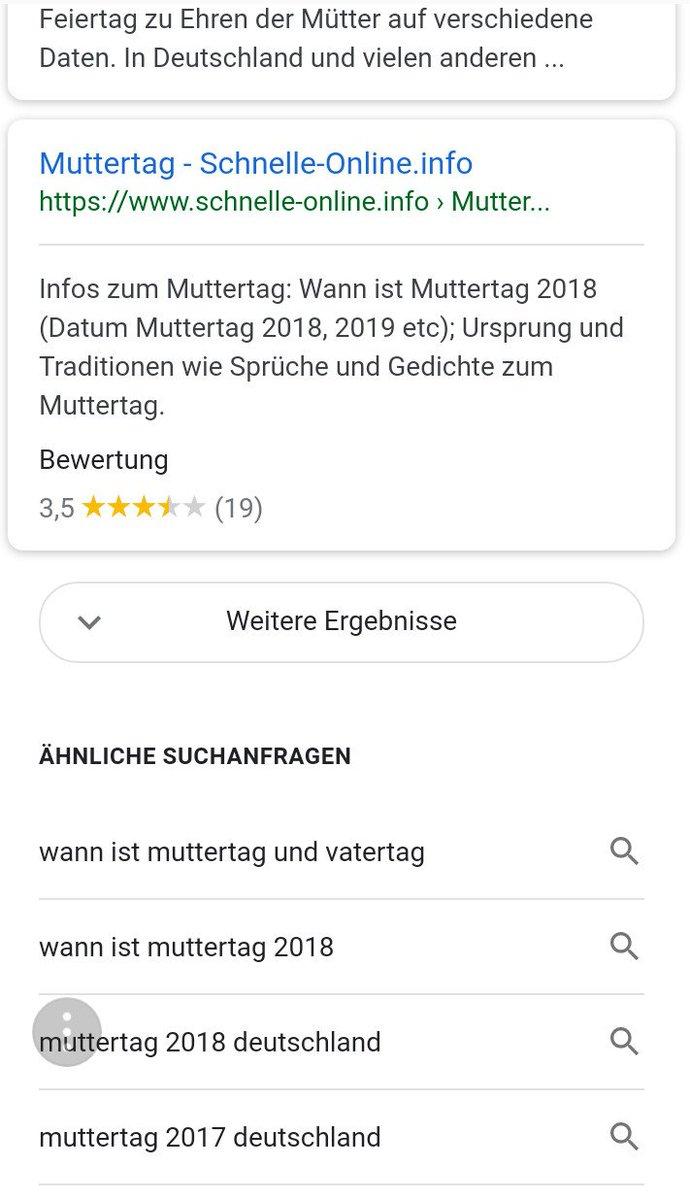 Datum com Suche
