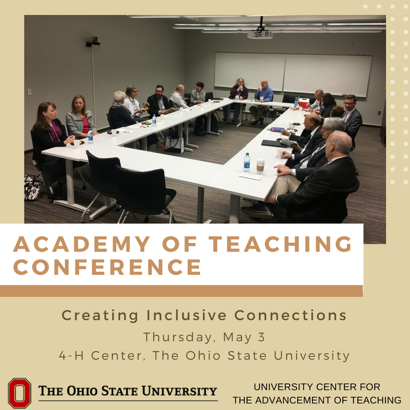"We've all been there, but what do we do about it? Join @Lena10E of @KirwanInstitute in ""...Did They Really Say That?! Addressing Bias in the Classroom"" for strategies that deal with biased comments in an educational & productive way! #OSUTeach18. Register: https://t.co/KX0O7nAouG"