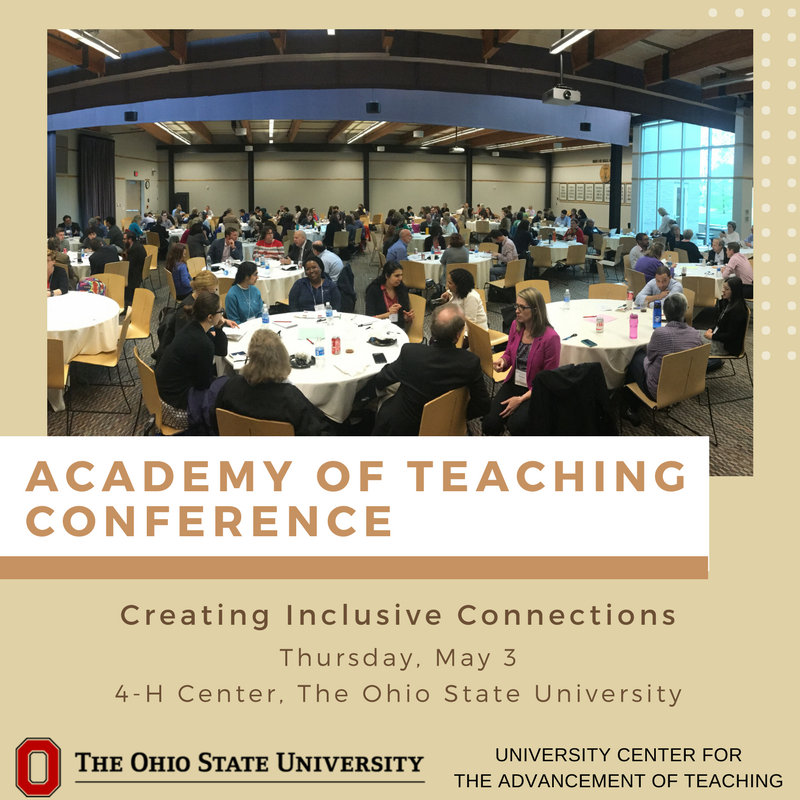 Do your students have trouble making connections between hands-on labs & lecture concepts? @KatieAMoga from @OSU_CBC uses post-lab assignments to help students form connections. #OSUTeach18. Connecting Laboratory Experiments to Lecture Concepts. Register: https://t.co/KX0O7nRZTg