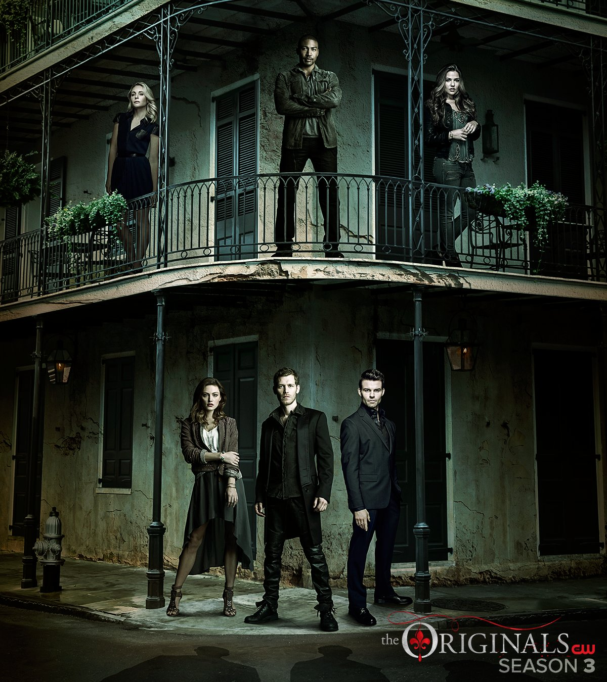 Haunted by the sins of their past. The final season of #TheOriginals begins Wednesday, April 18 at 9/8c on The CW. https://t.co/aNFIvZY6ib