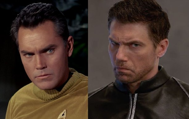 trekcorpse ��� on twitter quotjeffrey hunter and anson mount