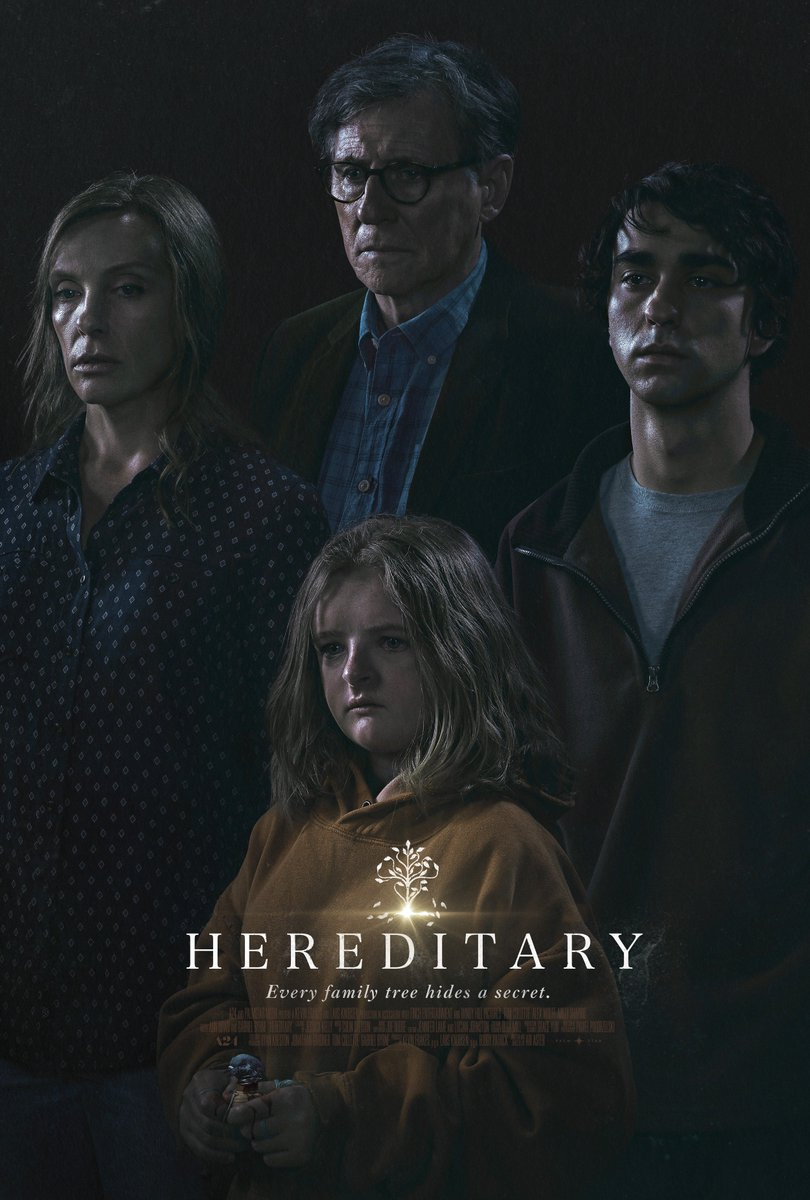 Family is a sacrifice 👨‍👩‍👧‍👦 #Hereditary – June 8